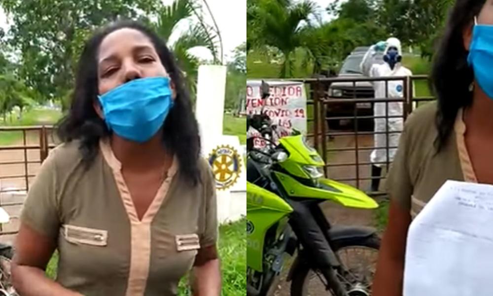 En Video Denuncian Que Adulta Mayor Que Muri U00f3 De C U00e1ncer